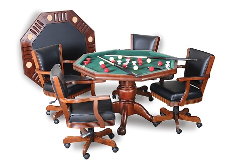 Multi-game table