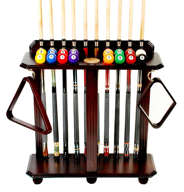 Billiards Cue Rack