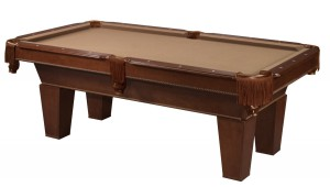 Fat Cat Frisco II 7-Boot Billiard Table