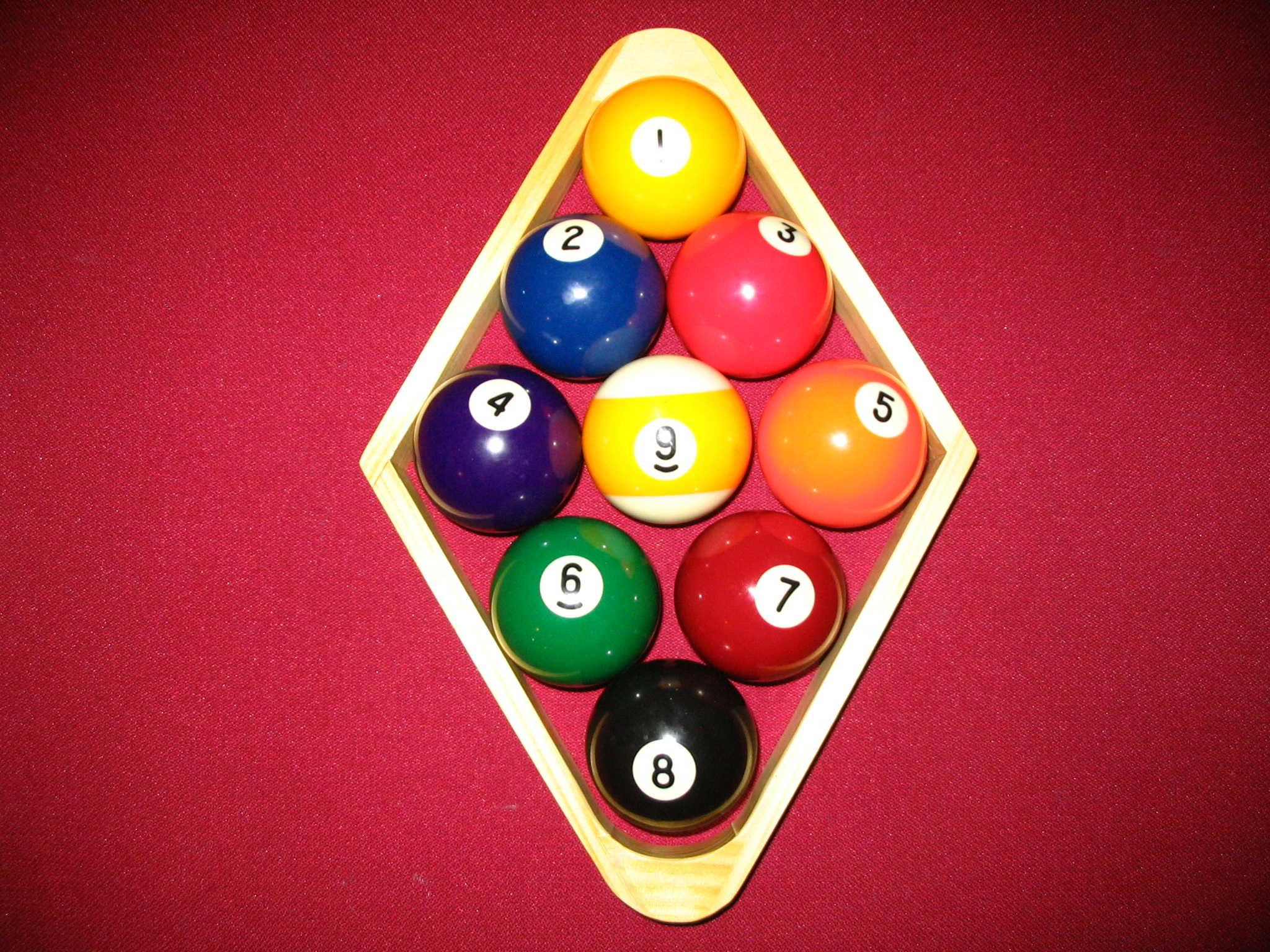 Billard 9 Ball