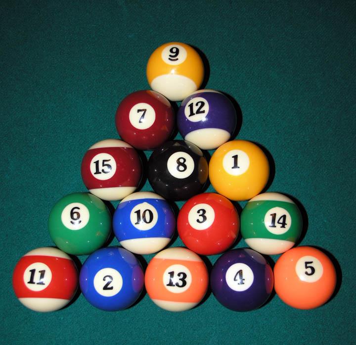 Eight Ball Rack