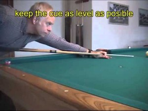 Billiards Aim
