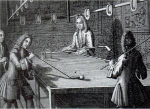 Billiards Mace