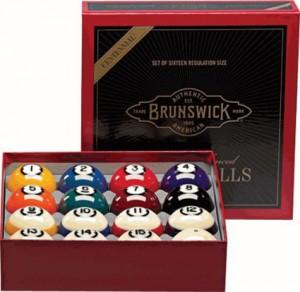 Brunswick Cue Balls