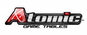Atomic Game Tables Logo