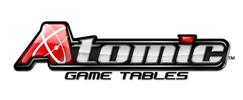 Attirant Atomic Game Tables Logo