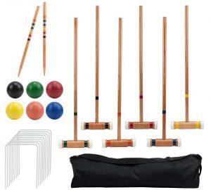 Amazon Croquet Set