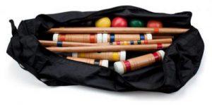 Croquet Set in Bag