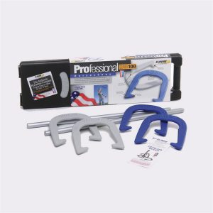 Professional Horseshoe Game Set