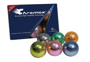 Golf Colored Balls