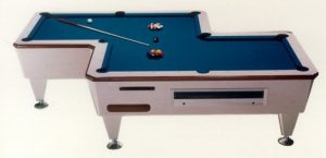 Different Pool Table Shapes