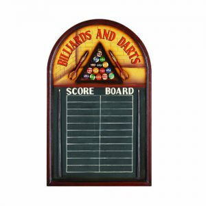 Billiards Darts Scoreboard