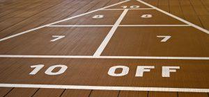 Floor Shuffleboard