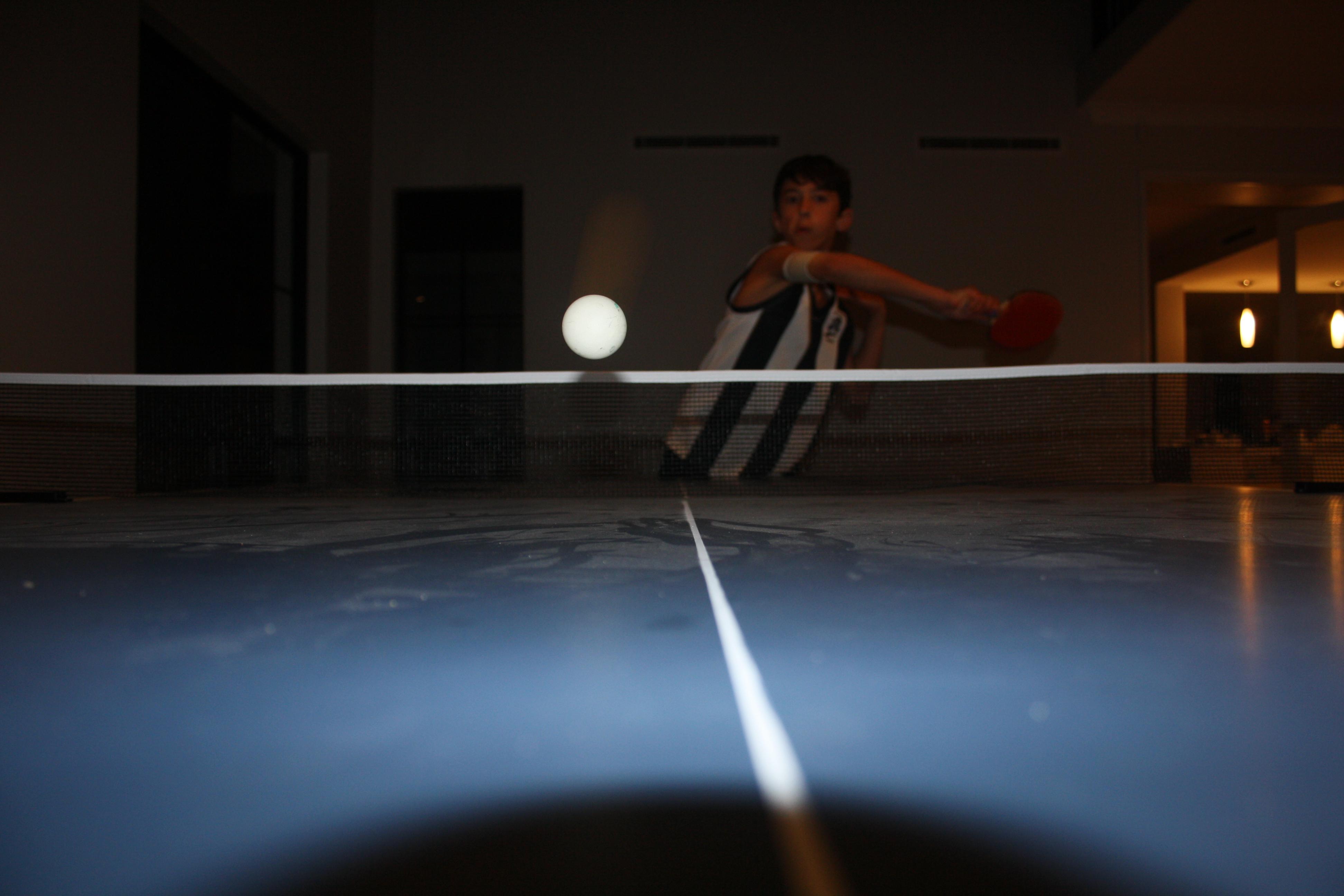 Ping Pong Shot