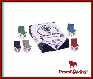 Standard Billiards Chalks