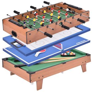 4-in-One Mini Game Table