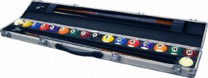 Ball & Cue Carrying Case