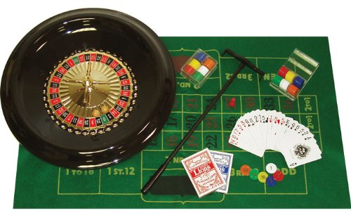 Deluxe Roulette Set