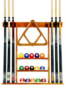Billiards Wall Rack