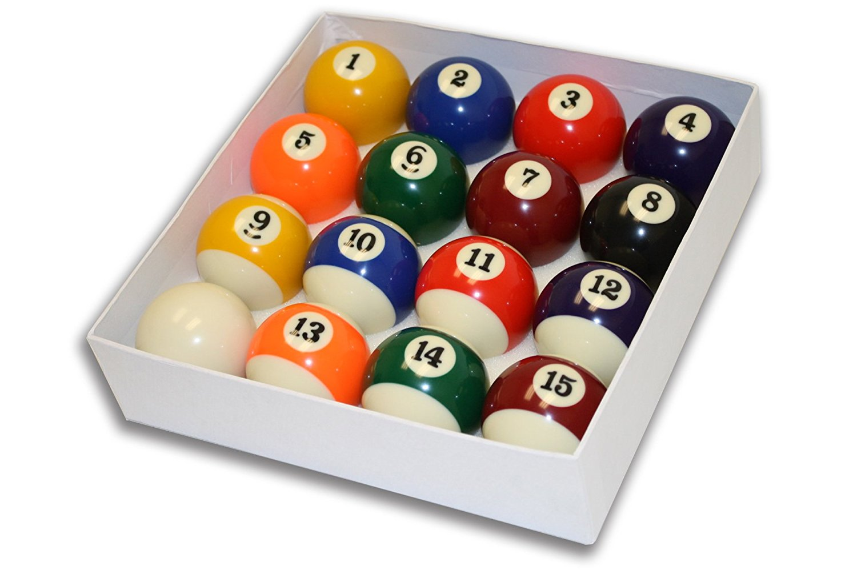 Empire Pool Balls