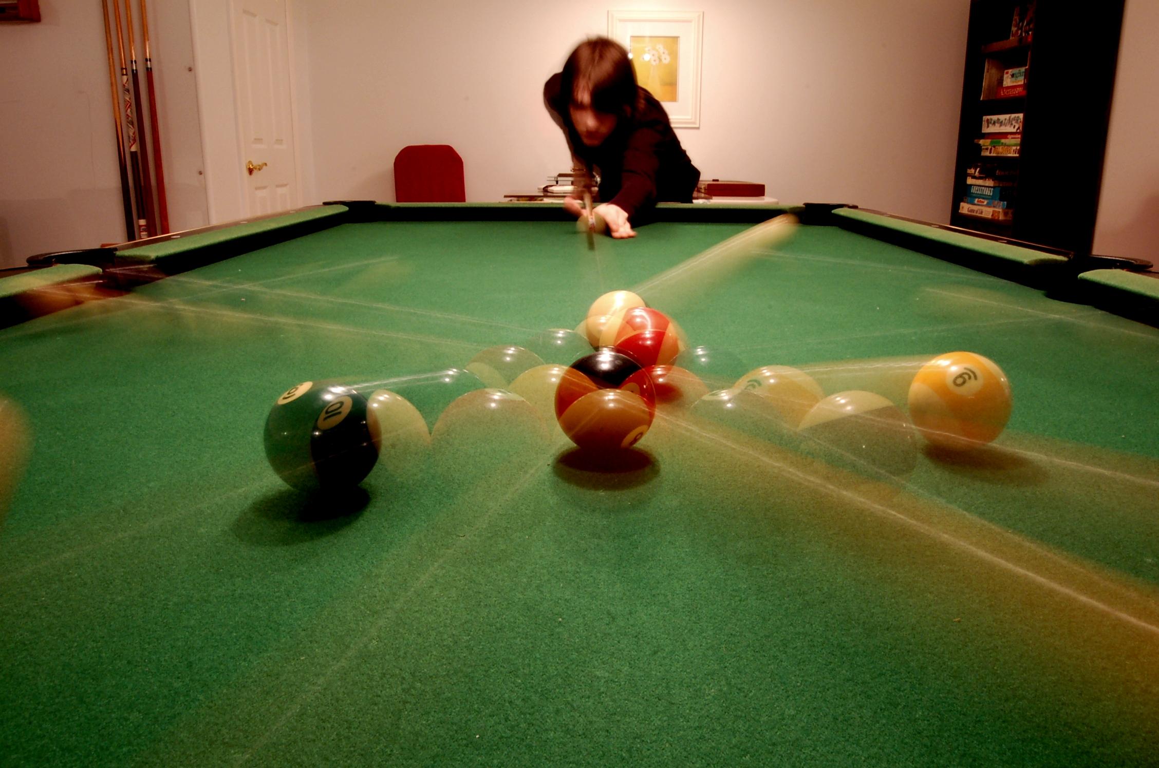 Speed Pool