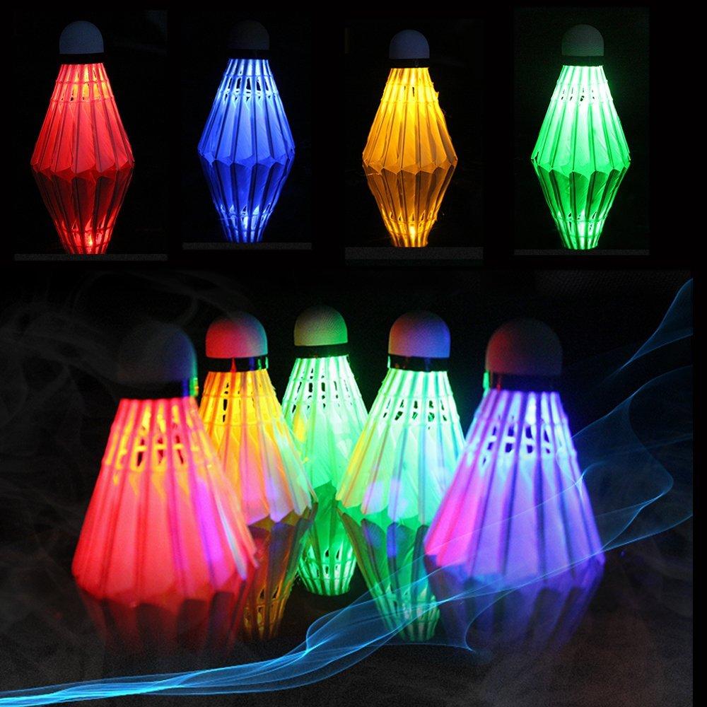LED Shuttleocks