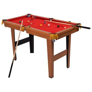 Mini Pool Table (Red)