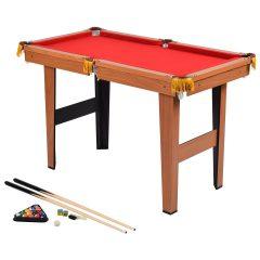 Mini Pool Table (Red2)
