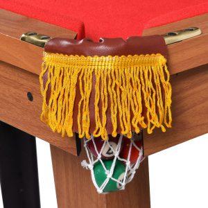 Mini Pool Table (Red3)