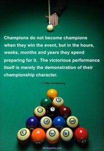 Motivational Billiards 2