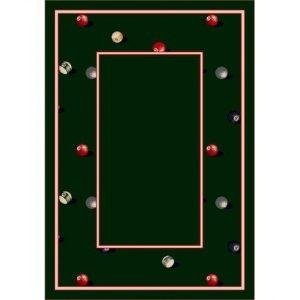 Billiards Rug