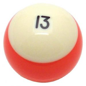 Pool Ball Shift Knob 13