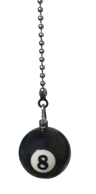 8-Ball Ceiling Light Switch