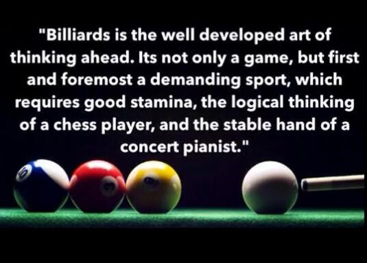 Motivational Billiards 3
