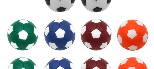 Multi-Color Foosballs