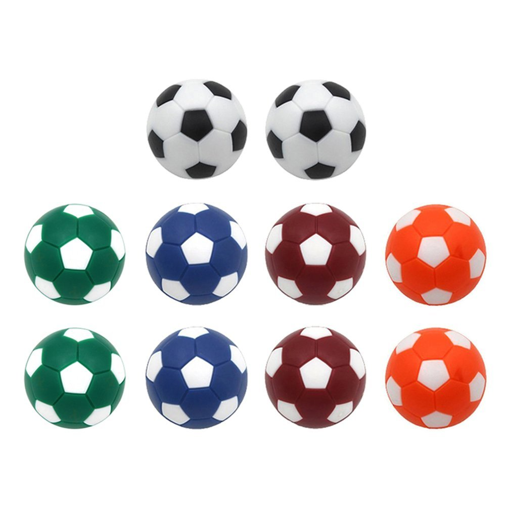 Multi-Color Foosballs