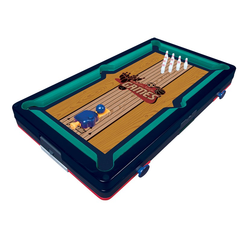 About The 5 In 1 Sport Center Table Top