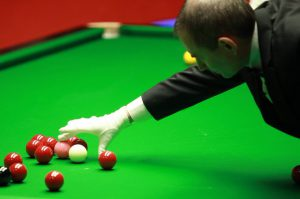 Become a Snooker Referee