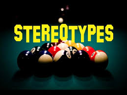 Billiards Stereotypes