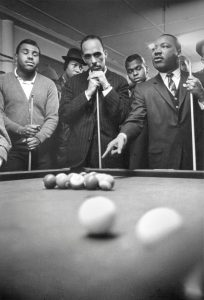 Martin Luther King Day & Billiards