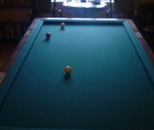 Carom Table Trick Shots