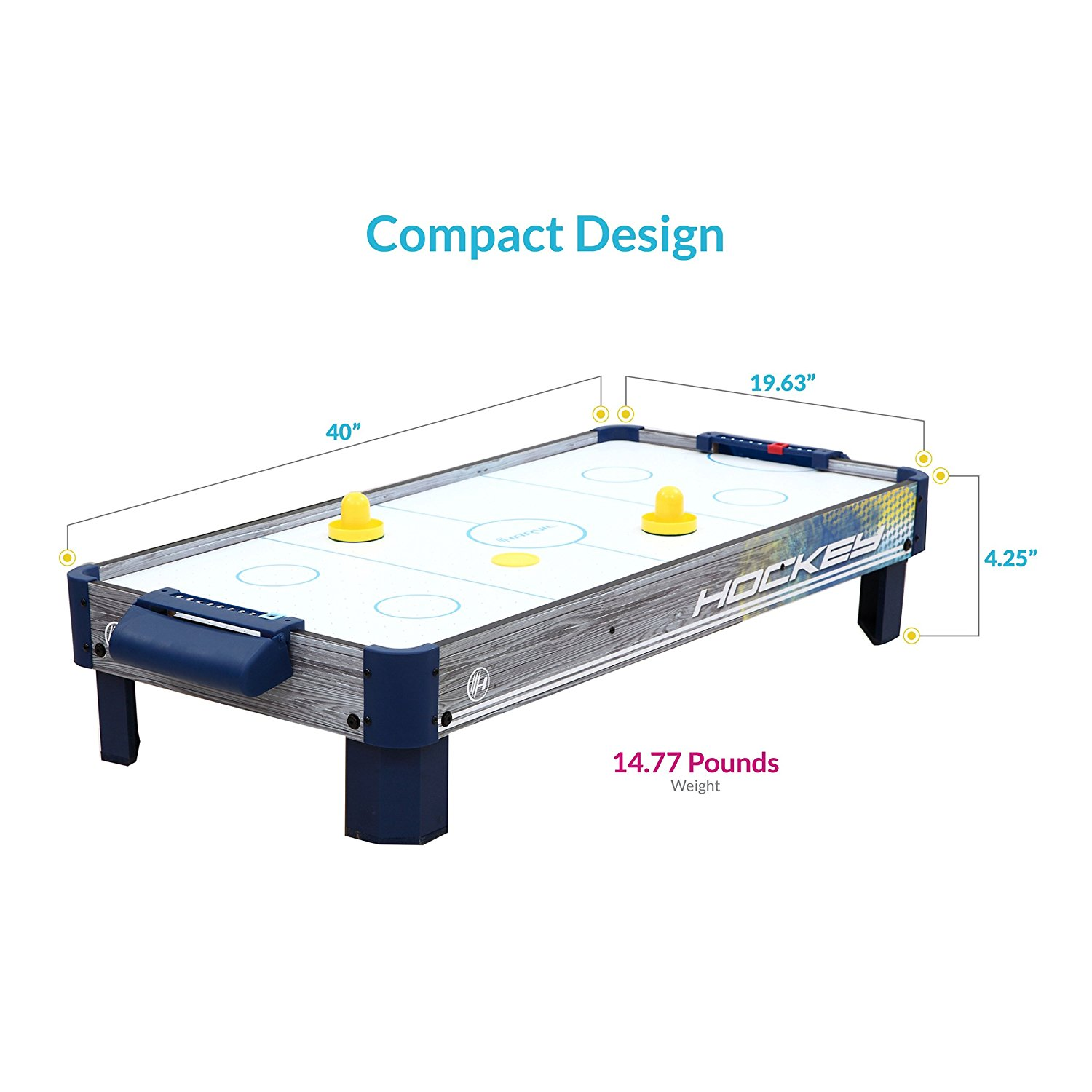 International Air Hockey Table (2)