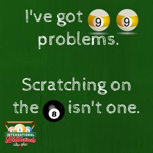 Billiards 99 Problems