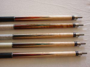 Cue Stick Variations