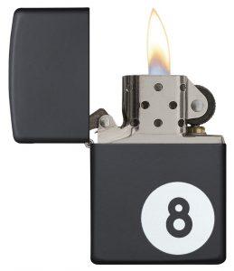 Zippo Eight Ball Lighter (2)