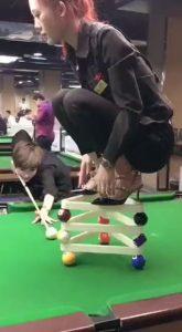 Billiards Trick Shots, Part 4
