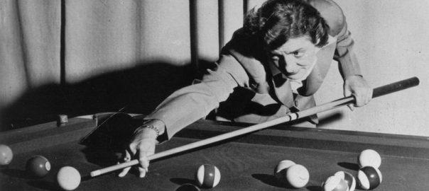 Ruth McGinnis The Queen of Billiards