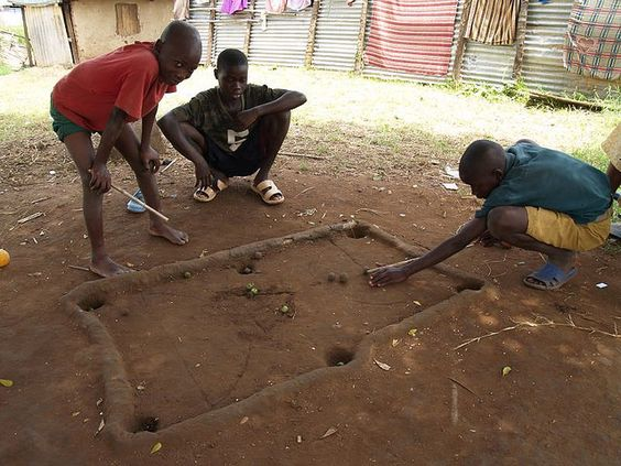 Billiards in Uganda