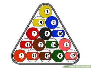 16 Ball Rack