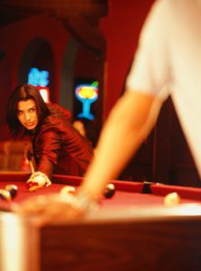 How to Control the Cue Ball